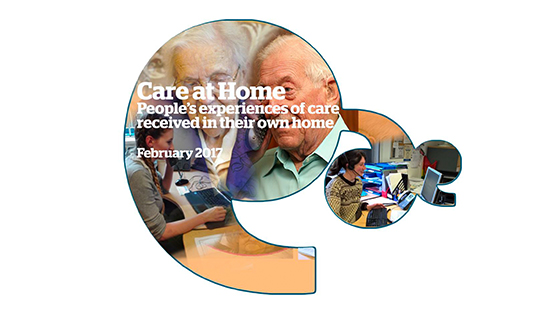 Care at home feature image