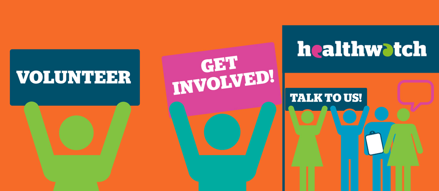 Volunteer with Healthwatch Leeds